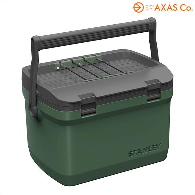 STANLEY(スタンレー) COOLER BOX 15.1L (クーラーボックス 15.1L) 01623-004 Col.グリーン