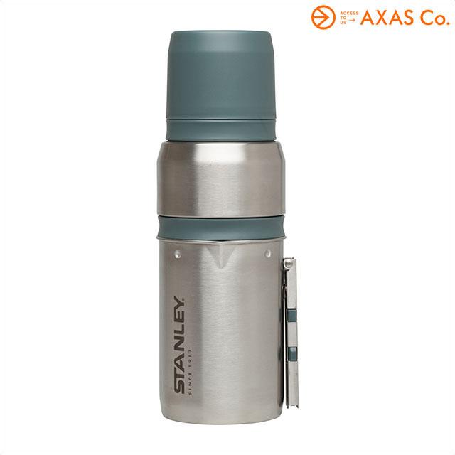 STANLEY(スタンレー) VACUUM COFFEE SYSTEM 0.5L (真空コーヒーシステム 0.5L) 01698-006 Col.シルバー