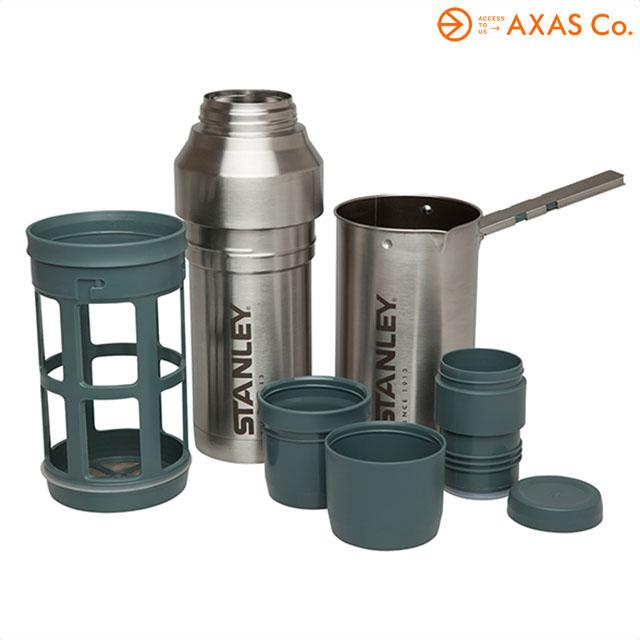 【在庫処分】 STANLEY(スタンレー) 1L) VACUUM SYSTEM COFFEE SYSTEM 1L (真空コーヒーシステム 1L) COFFEE 01699-003 Col.シルバー, メンズセレクトk-2climb:baf3e22f --- hortafacil.dominiotemporario.com