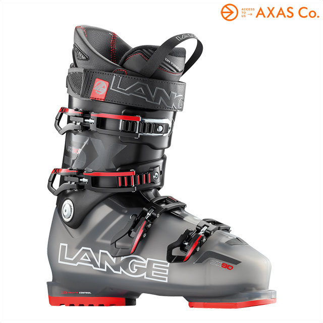 LANGE(ラング) LBE6040-F SX 90 2016-2017モデル Col.tr.black-red