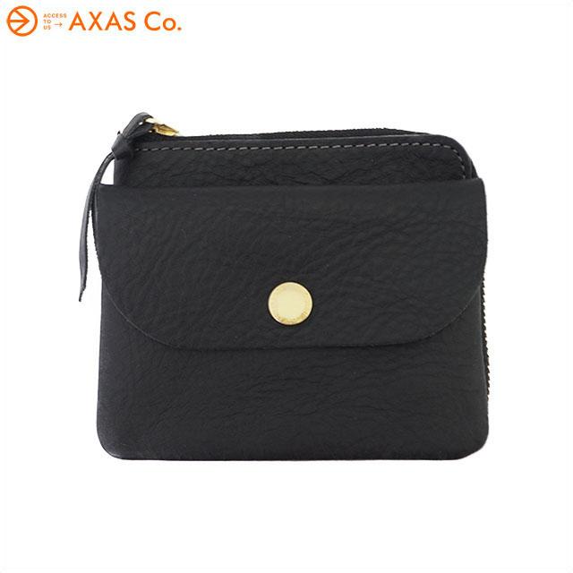 【plokh】 CINQ (サンク) 小さめの財布 Col.ブラック