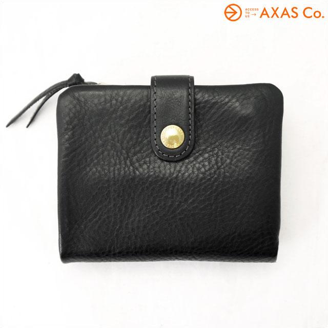 【plokh】 CINQ (サンク) 二つ折り財布 Col.ブラック