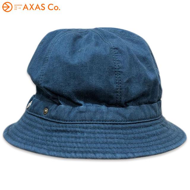 【plokh】 DECHO (デコー) KOME HAT D-04 Col.BLUE
