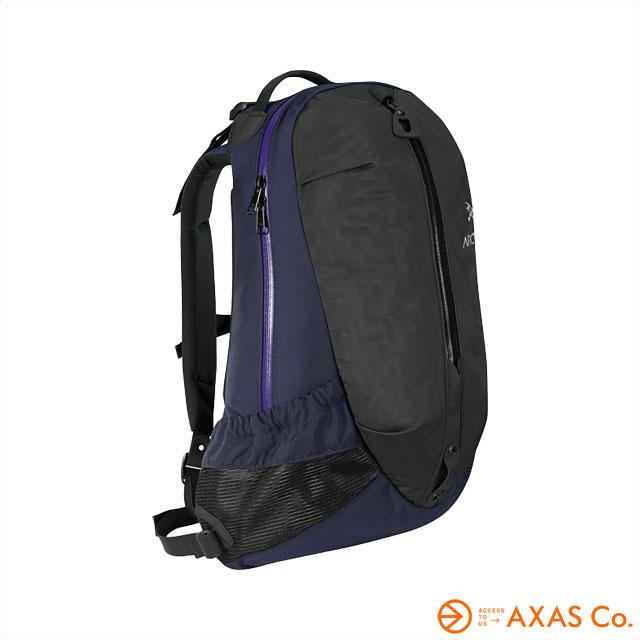 ARC'TERYX (アークテリクス) Arro 22-Backpack アロー 22 バックパック Col.Black Sapphire L06900600