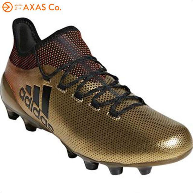 adidas(アディダス) エックス 17.1-JFA HG (CQ1974) Col.タクティル GLD メランシ ▲1