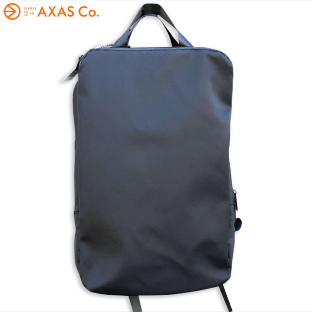 dfd5e99eda  plokh  Un coeur (アンクール) NTR バッグパック 906271 Col.BLACK ビジネスバッグ バッグパック 撥水バッグ  スクエアリュック 送料無料 2684086