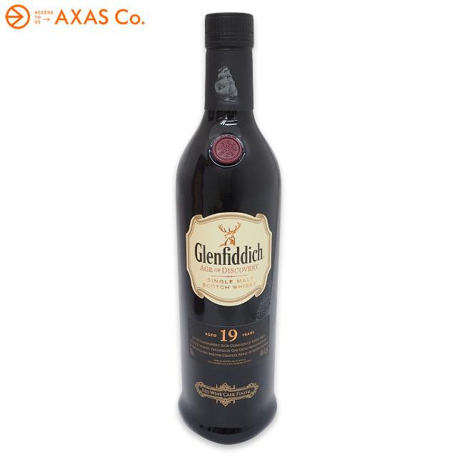 グレンフィディック 19年 レッドワインカスク 700ml