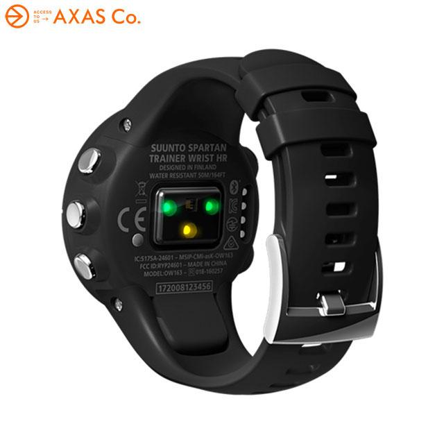 SUUNTO(スント) SS022668000 Spartan Trainer Wrist HR BLACK