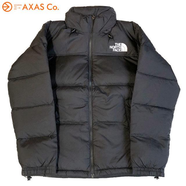 【plokh】 THE NORTH FACE(ザ ノース フェイス) ND91841 Nuptse Jacket ヌプシ ジャケット Col.K/ブラック