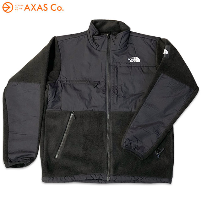 【plokh】 THE NORTH FACE(ザ ノース フェイス) NA71831 Denali Jacket デナリ ジャケット Col.K/ブラック