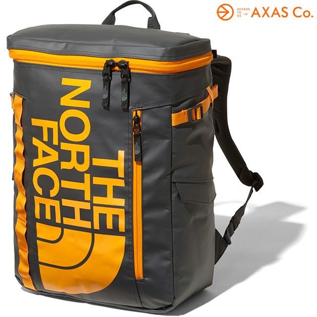 THE NORTH FACE(ザ・ノースフェイス)BC FUSE BOX(ヒューズボックス) II NM81817Col.AZ(アスファルトグレー×ジニアオレンジ)