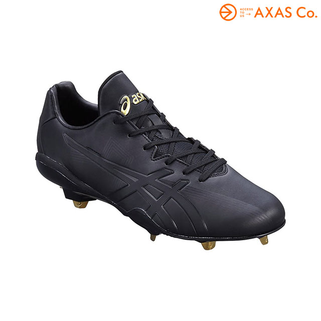 ASICS(アシックス) GOLD STAGE SPEED AXEL SG-P (SFS302) Col.9090:BLACK/BLACK/CARBON