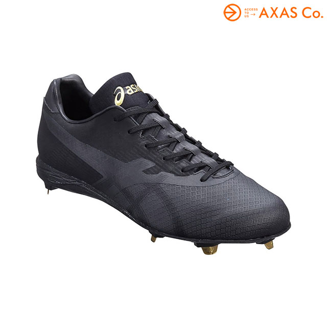 ASICS(アシックス) GOLD STAGE SPEED AXEL SL (SFS301) Col.9090:BLACK/BLACK/CARBON