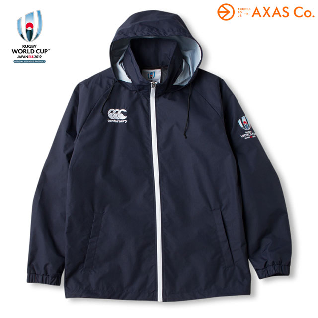 CANTERBURY(カンタベリー) RWC2019 FIELD JACKET [VWD79260] Col.29