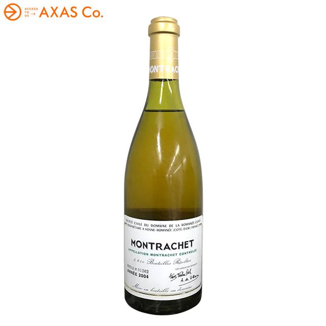 【送料・クール便料無料】 Montrachet (モンラッシェ) [2004] 750ml