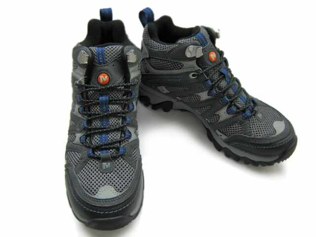 MERRELL(メレル) ENUMA MID WATERPROOF J88117 GRANITE