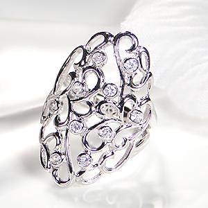 ☆pt900【0.3ct】ダイヤモンド リング 指輪 リング プラチナ リング ダイヤ リング ダイア PT900 4月誕生石 ギフト プレゼント 0.3カラット 0.30 0.3 大ぶりリング 10年 10周年 豪華 ゴージャス