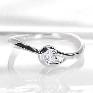 Pt900 ダイヤモンド リングファッション ジュエリー アクセサリー レディース 指輪 リング プラチナ ダイヤ ダイア 18金 4月誕生石 ギフト プレゼント ホワイトデー 細身