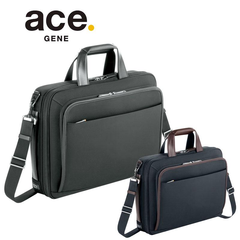 【セール】2WAYビジネスバッグ 59521 エースジーン ace.GENE A4PC収納 EVL-3.0【返品交換不可】