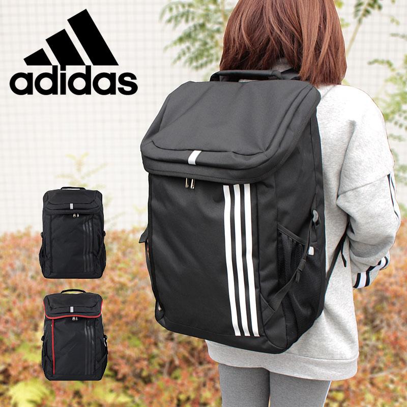 アディダス adidas スクエア型 リュックサック リュック 55872 30L