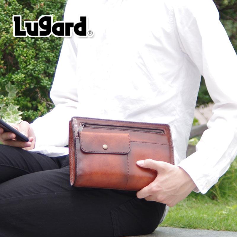 クラッチバッグ セカンドバッグ 5214 青木鞄 ラガード Lugard G3