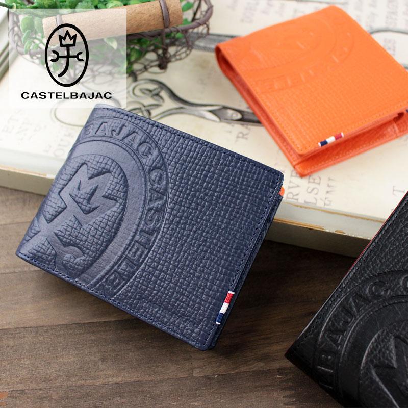 カステルバジャック CASTELBAJAC 二つ折り財布 PICCOLO ピッコロ 022614