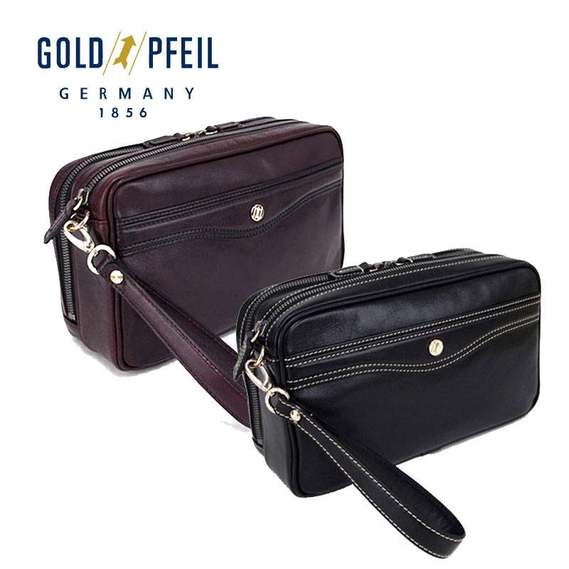 セカンドバッグ 901203 ゴールドファイル GOLDPFEIL オックスフォード