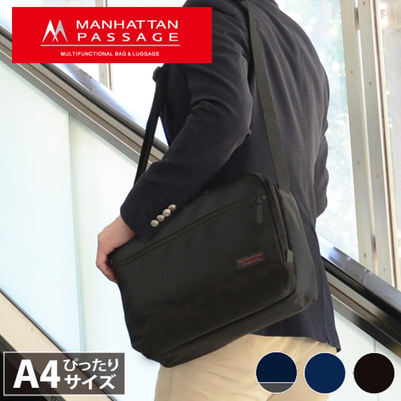 ショルダーバッグ 8080 マンハッタンパッセージ MANHATTAN PASSAGE 9L デザインソリューション