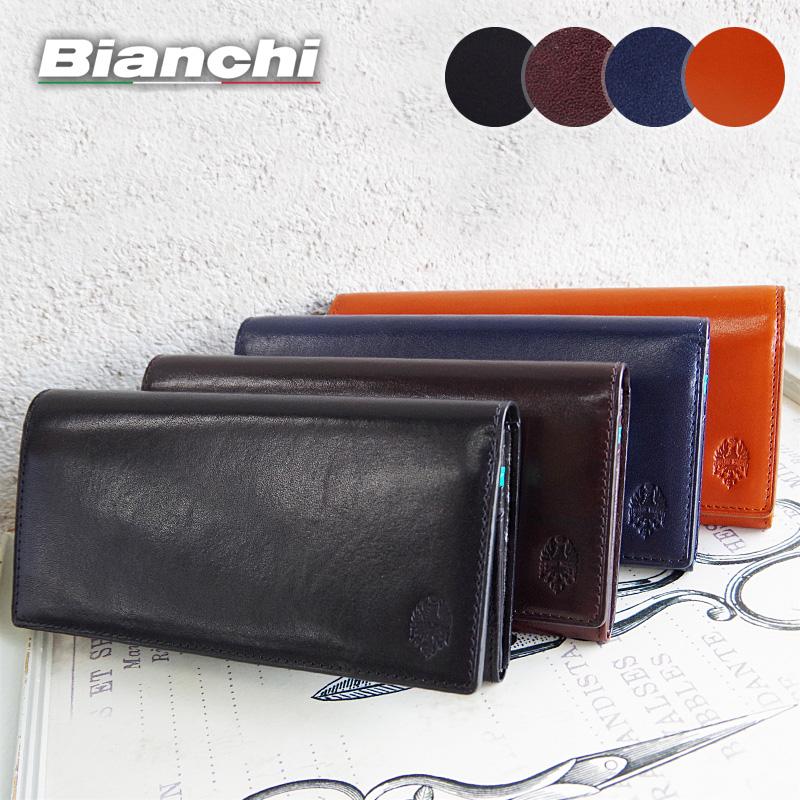 長財布 財布 BIB1504 ビアンキ Bianchi ヴェルデ VERDE