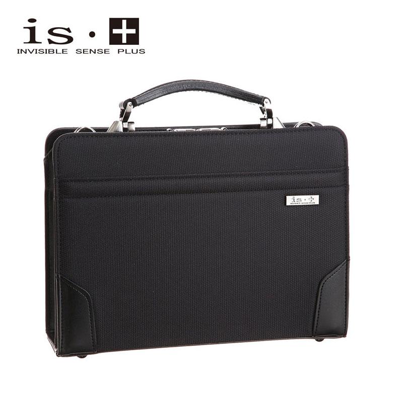 2WAY ビジネスバッグ 230-1000 アイエスプラス is・+ 30cm 小ぶりの口枠セカンドタイプ