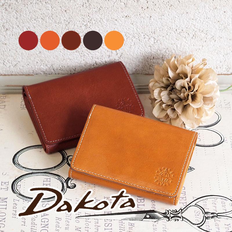 二つ折り財布 財布 0035891 0034891 ダコタ Dakota フォンス