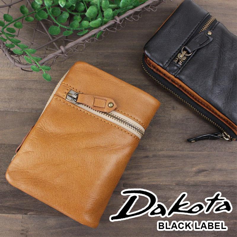 二つ折り財布 財布 0624700 ダコタ ブラック レーベル Dakota BLACK LABEL 財布 財布 バルバロ