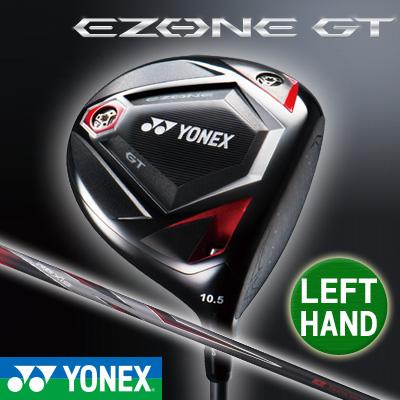 大割引 ★【17年】ヨネックス E-ZONE(イーゾーン)GT[左用]ドライバー REXIS for EZONE GTカーボンシャフト, トップセンス 86ed6314