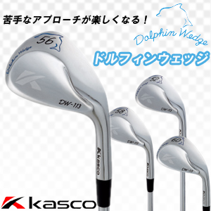 Kasco(キャスコ) ドルフィンウェッジ DW113 カーボンシャフト(D-MAX Premium Light I-111)(メンズ)