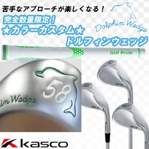 Kasco(キャスコ)■グリーン■ドルフィンウェッジ DW113 スチールシャフト(NS950/DGS400/NS750)(メンズ)