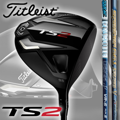 【TS2】タイトリスト【日本正規品】TS2(ツー)ドライバー【10736】