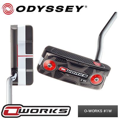 【17年】ODYSSEY(オデッセイ)【日本仕様】O-WORKS(オー・ワークス)#1W パター