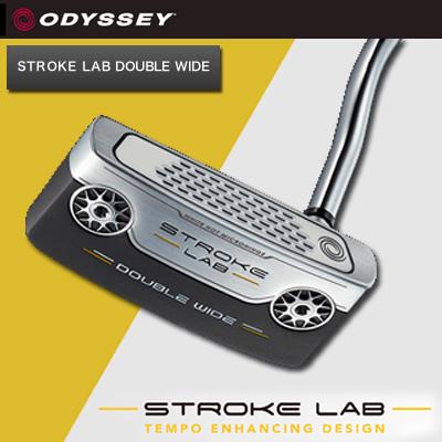 【19年】ODYSSEY(オデッセイ)【日本仕様】STROKE LAB 19【DW(DOUBLE WIDE)OS】(ストローク ラボ 19)パター