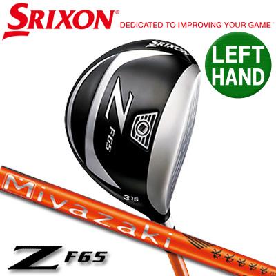 ★【60%OFF】SRIXON(スリクソン)Z F65 [左用]フェアウェイウッド Miyazaki kaula MIZU 5カーボンシャフト