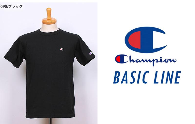 전사 기본 원 포인트 T-셔츠 크루 넥 T 셔츠 champion/CHAMPION--C3-H359_010_070_327_940_655_370_080_090 옥 산 신/AXS SANSHIN/생 신
