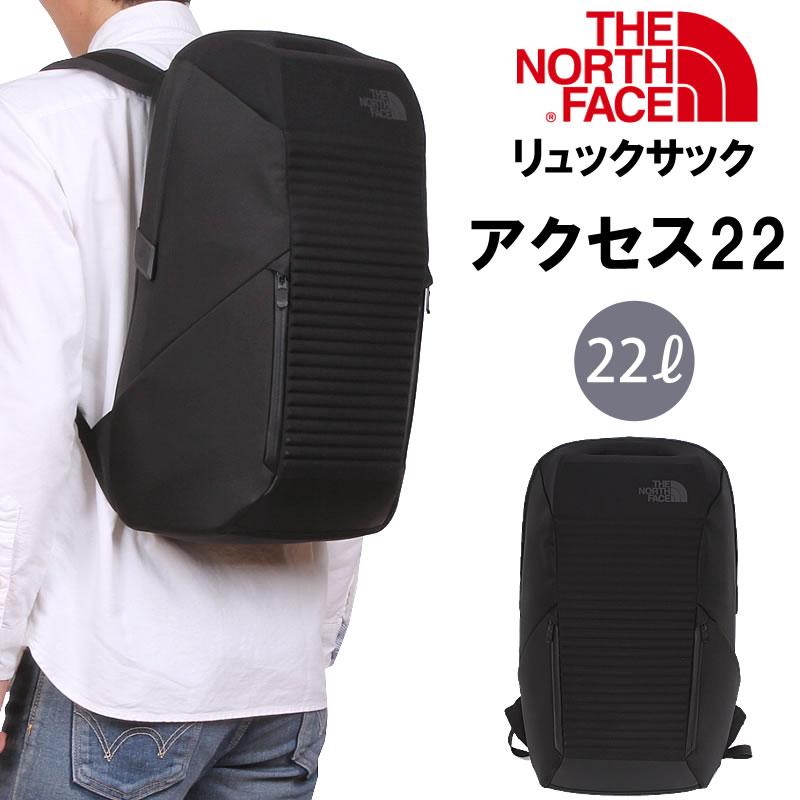 【国内送料無料】THE NORTH FACE(ザ・ノースフェイス)ACCESS 22(アクセス)the north face NM71751_K アクス三信/AXS SANSHIN/サンシン