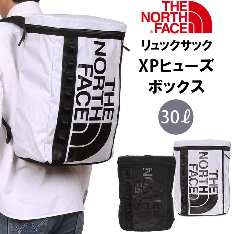 【国内送料無料】THE NORTH FACE(ザ・ノースフェイス)DAYPACK XP FUSE BOX ヒューズボックス NM81767_W_K アクス三信/AXS SANSHIN/サンシン