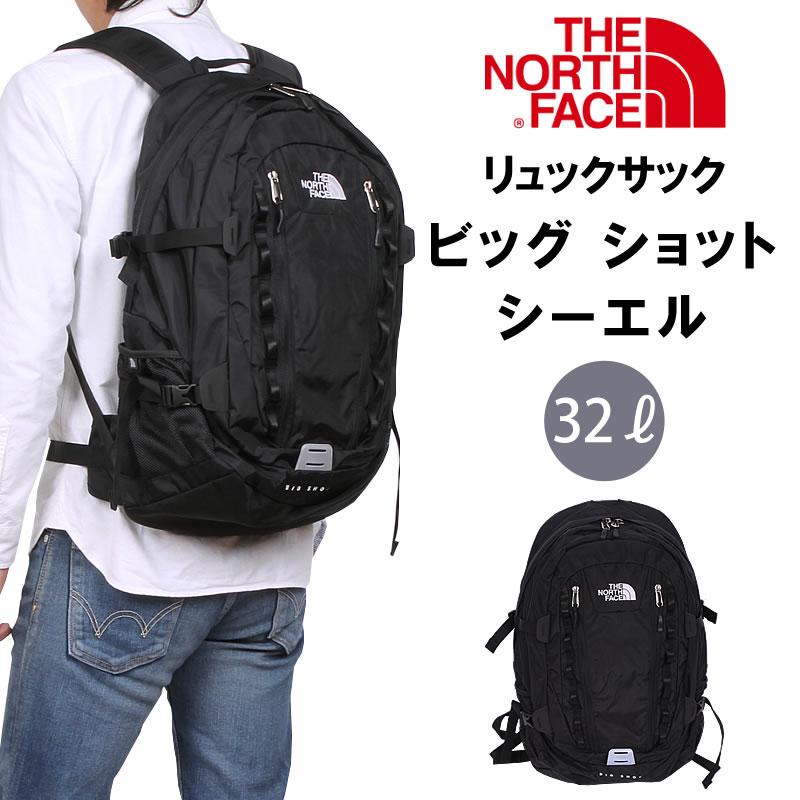【国内送料無料】THE NORTH FACE(ザ・ノースフェイス)BIG SHOT CL(ビッグショット シーエル)the north face/クラシック/ブラック NM71861_K アクス三信/AXS SANSHIN/サンシン