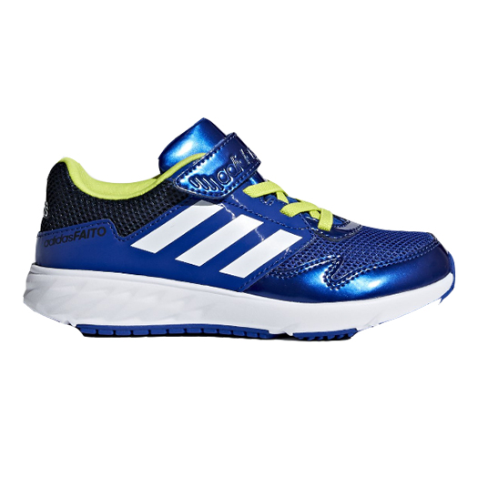 The brand that Adidas fight EL K (AH2144) adaptive youth kids men shoes sneakers running shoes running marathon jogging fashion blue blue reflector