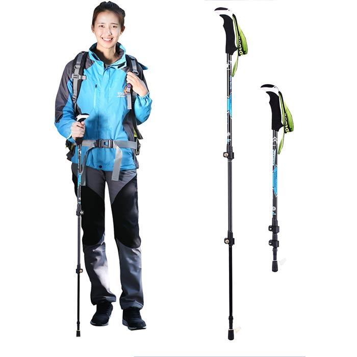 トレッキングポール ステッキ トレッキング 登山用品 超軽量 歩行補助 登山 山登り メーカー公式 山歩き 男女兼用 3段伸縮 杖 トレッキングステッキ 売れ筋 女性 男性 ハイキング つえ クライミング