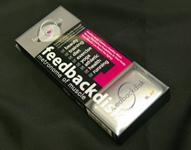 ・(御一人様1個限定)【送料込!】身体バランス修復装置 新タイプフィードバックディスク FEED BACK DISK