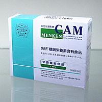 ・【送料込!】CAM免研糖鎖栄養素含有食品2g×36包(72g)