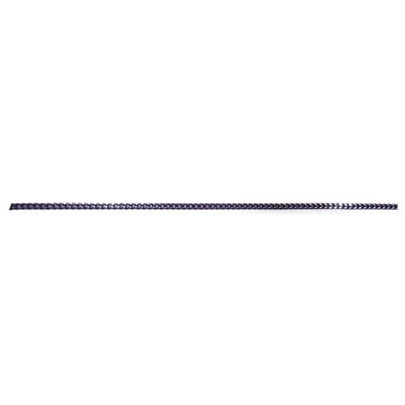 ニッサチェイン 紫色 アルミカラーチェン 30m AS12C【ニッサチェイン チェーン 鎖】