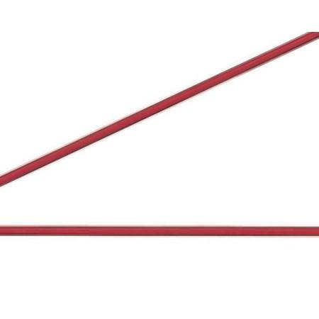 【ポイント10倍 1/9 20:00~1/16 1:59まで】ニッサチェイン 赤コーティングワイヤー100m巻 R-SY15V【ニッサチェイン パーツ ワイヤー】