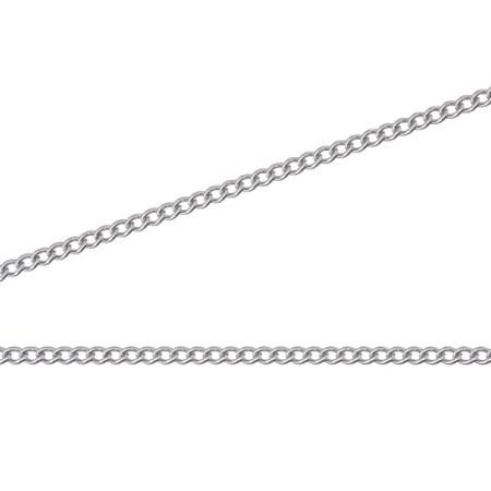 SS16NHG SUS316材 ショートマンテルチェイン30m巻【ニッサチェイン チェイン チェーン 鎖 パーツ】
